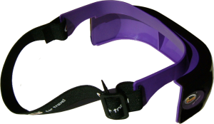 motion sickness visor rear